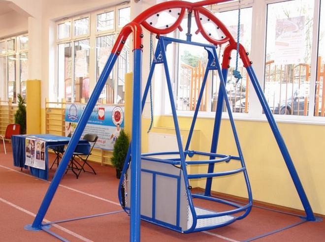 juegos en estos parques infantiles columpios adpatados para sillas de ruedas