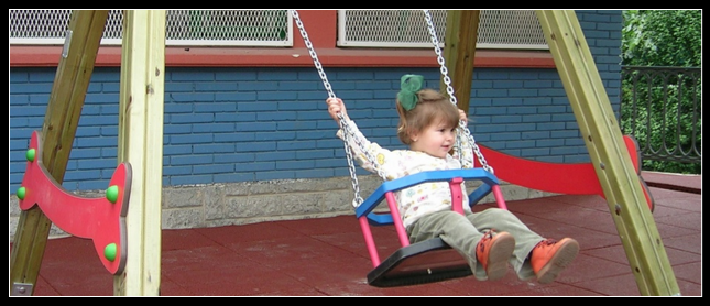 Columpios para beb s de uso exterior aunor - Columpios de exterior ...