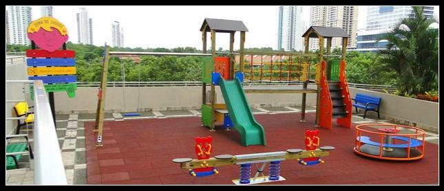 parques infantiles para comunidades de vecinos