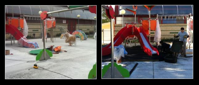 Suelos para parques infantiles seguros y divertidos aunor - Suelos vinilicos infantiles ...
